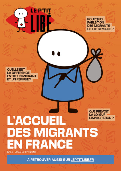 Version PDF. L'ACCUEIL DES MIGRANTS EN FRANCE - 20 au 26 avril 2018