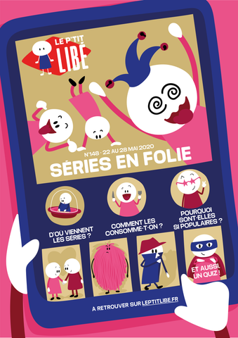 Version PAPIER. SÉRIES EN FOLIE - 22 au 28 mai 2020