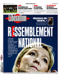 Rassemblement national - Ressemblement national. 12 mars 2018
