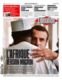L'Afrique version Macron. / The New York Times. 28 novembre 2017