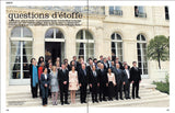 le gouvernement, la photo de classe
