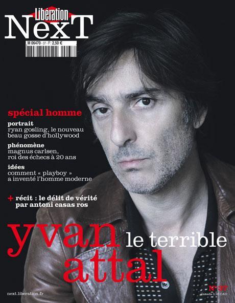 Next n°37 - Septembre 2011 - Yvan Attal
