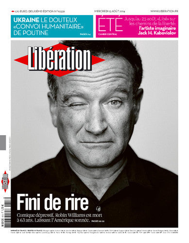 Robin Williams / 13 août 2014