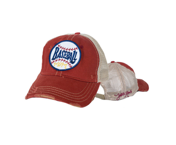 Judith March Baseball Mom Hat