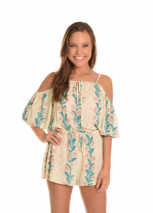 THE IVY ROMPER