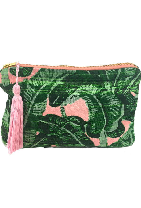 Troop Palm Springs Make Up Bag