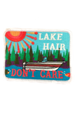 LAKE HAIR DON'T CARE - CORAL