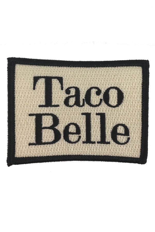 JUDITH MARCH TACO BELLE PATCH - RED HAT