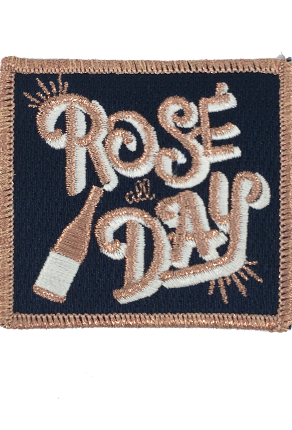 ROSE ALL DAY PATCH - GREY