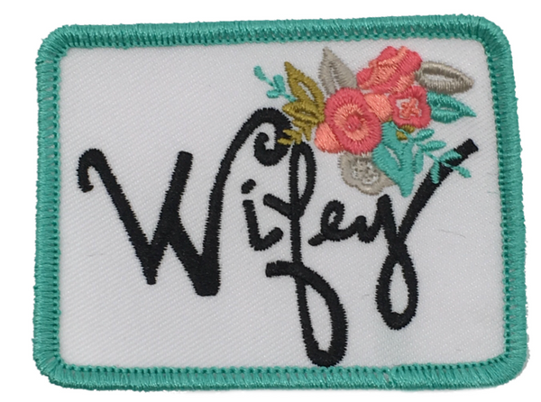 JUDITH MARCH WIFEY PATCH - RED HAT