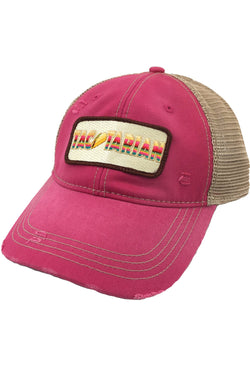 TACO-TARIAN PATCH - FUCHSIA