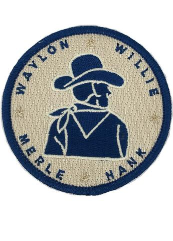 JUDITH MARCH WILD WILD COUNTRY LEGENDS PATCH - RED HAT