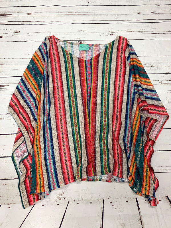 JUDITH MARCH PARTY IN PERU TUNIC