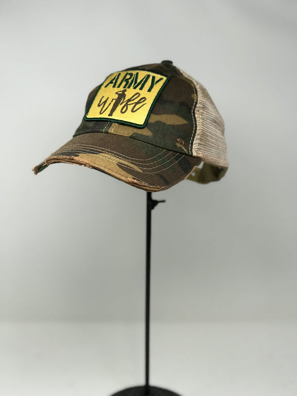 ARMY WIFE HAT