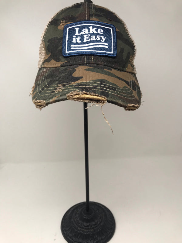 LAKE IT EASY HAT