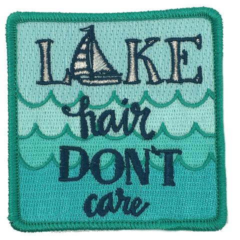 JUDITH MARCH LAKE HAIR DON'T CARE PATCH - CROCHET HAT