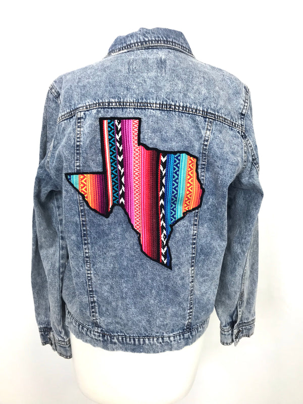 TEXAS DENIM JACKET