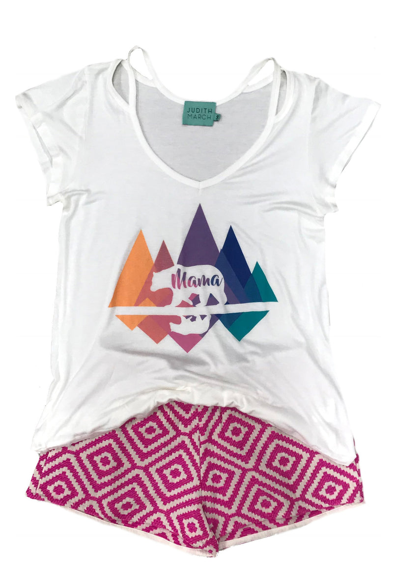 Judith March Mama Bear Top