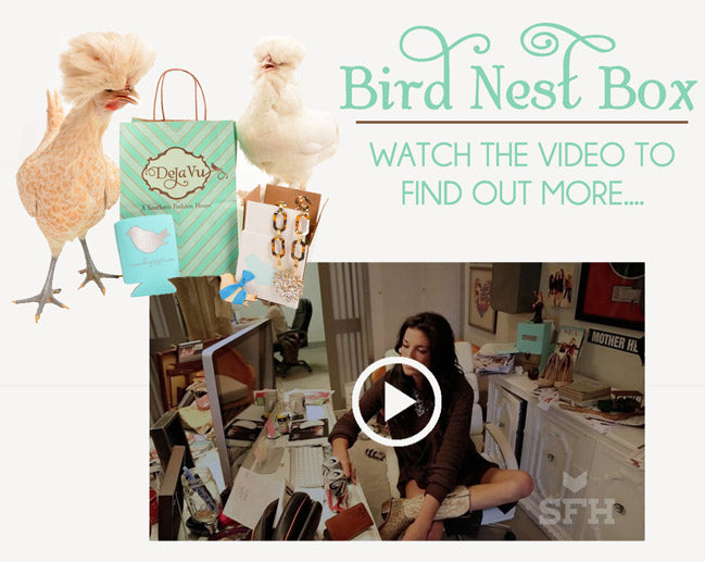 Deja Vu's Bird Nest Subscription