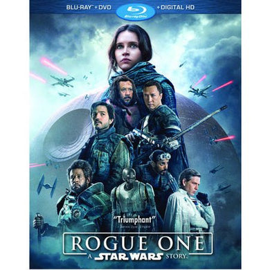 Rogue One: A Star Wars Story  HD Google Play Redeem
