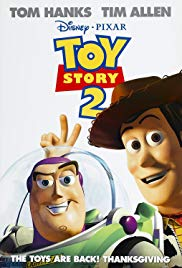 TOY STORY 2 HD GOOGLE PLAY REDEEM