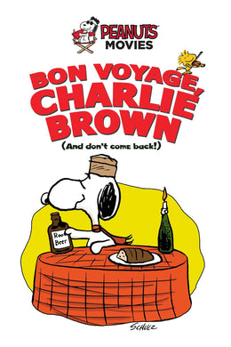 Bon Voyage Charlie Brown (And Don't Come Back) SD Vudu Redeem