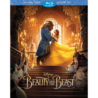 Beauty and the Beast (2017) HD Google Play Redeem