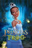 The Princess And The Frog HD GOOGLE PLAY REDEEM