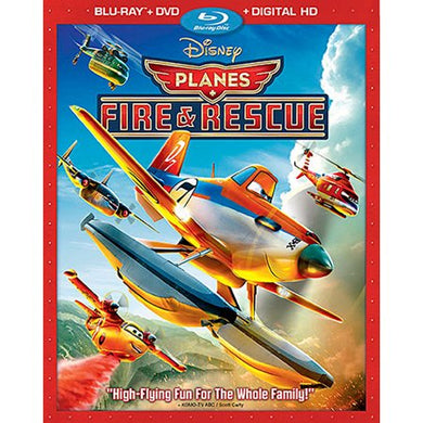 Planes: Fire & Rescue HD Google Play Redeem