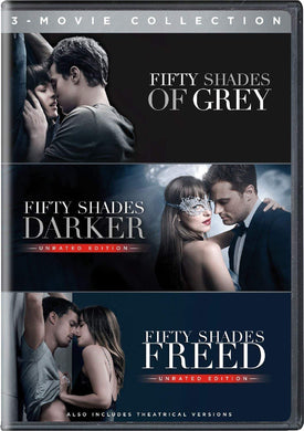 Fifty Shades 3 movie collection HD