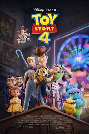 TOY STORY 4 GOOGLE PLAY REDEEM