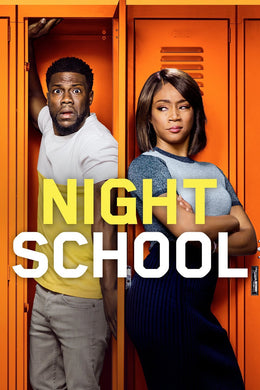 NIGHT SCHOOL HD VUDU REDEEM