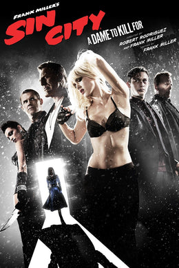 Sin City 2: A Dame To Kill For HD VUDU REDEEM