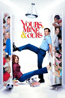 Yours, Mine, And Ours HD Vudu Redeem