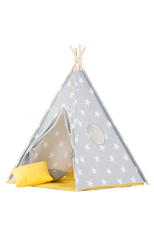 Wigiwama Teepee for Childrens Modern Nursery Sold by Raines Nursery