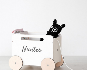 Personalised Ooh-Noo Toy Chest