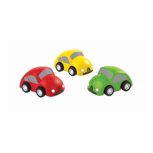 Plan Toys Mini Toy Cars Wooden Car Gift Raines Nursery