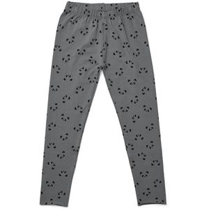 Liewood Marie Leggings Panda Stone Grey Raines Nursery