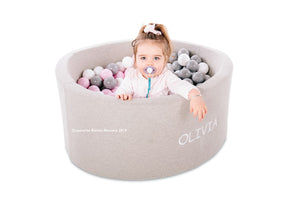 Misioo Ball Pit Personalised Raines Nursery