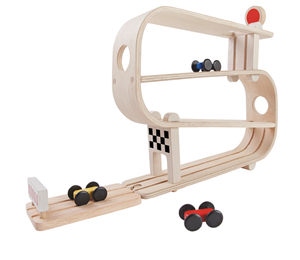 Plan Toys Ramp Racer Wooden Toy Raines Nursery
