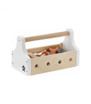 Wooden Play Tool Kit Kids Concept Modern Nursery Raines Nursery