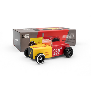 Candylab Penicillin Wooden Toy Car Raines Nursery