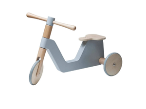 Sebra Grey Scooter