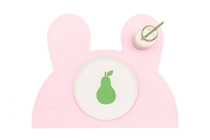 WeMightBeTiny Bunny Placemat Sold by Raines Nursery