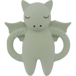 Konges Slojd - Bat Teether  - Light Grey