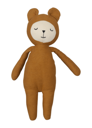 Fabelab Buddy Bear Soft Toy Organic Raines Nursery