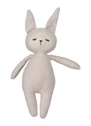 Fabelab Buddy Bunny Soft Toy Organic Raines Nursery