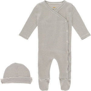 Konges Slojd Dio Set Newborn Blue Organic Raines Nursery