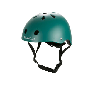 Banwood Helmet Dark Green Raines Nursery
