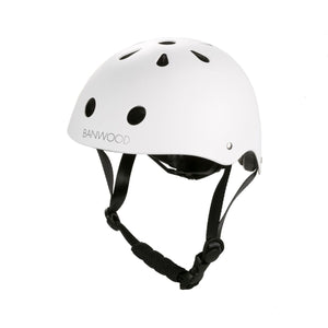 Banwood Bikes Helmet White Raines Nursery
